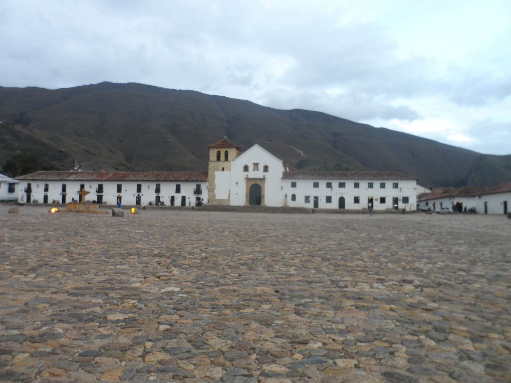 Foto 1 Villa de Leyva plaza mayor